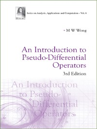 Cover Introduction to Pseudo-differential Operators, an ()