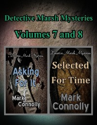 Cover Detective Marsh Mysteries Volumes 7 and 8