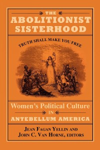Cover The Abolitionist Sisterhood