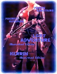 Cover Lgbt Adventure (Illustrated Edition) - Herrin (Illustrated Edition)