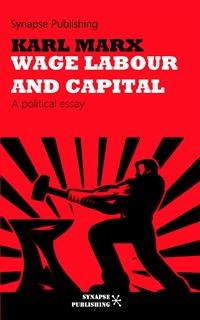 Cover Wage labour and Capital