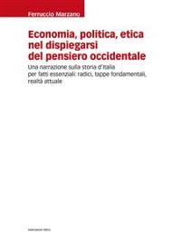 Cover Economia, politica, etica nel dispiegarsi del pensiero occidentale