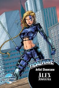 Cover TidalWave Artist Showcase: Alex Amezcua