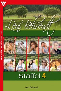 Cover Leni Behrendt Staffel 4 - Liebesroman