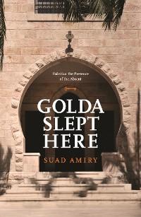 Cover Golda Slept Here Arabic