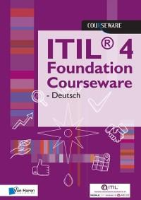 Cover ITIL® 4 Foundation Courseware - Deutsch