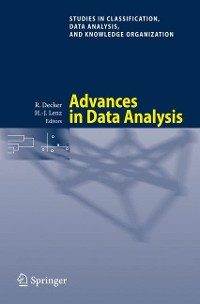 Cover Advances in Data Analysis