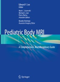 Cover Pediatric Body MRI
