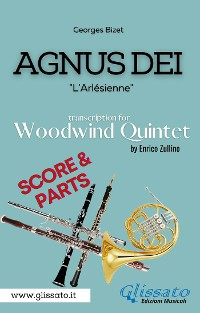 Cover Agnus Dei - Woodwind Quintet (score & parts)