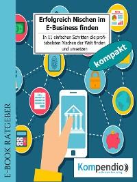 Cover Erfolgreich Nischen im E-Business finden