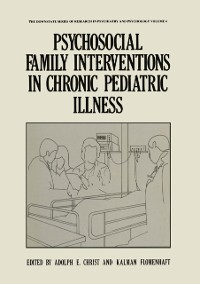 Cover Psychosocial Family Interventions in Chronic Pediatric Illness