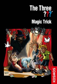 Cover The Three ???, Magic Trick (drei Fragezeichen)