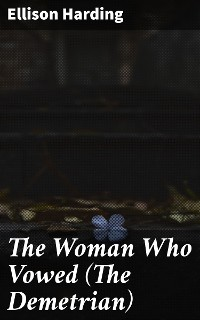 Cover The Woman Who Vowed (The Demetrian)