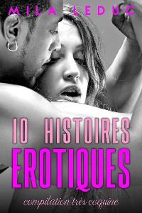 Cover 10 Histoires érotiques