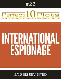 """Cover Perfect 10 International Espionage Plots #22-2 """"BIS REVISITED"""""""