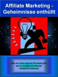 Cover Affiliate Marketing - Geheimnisse enthüllt