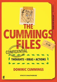 Cover The Cummings Files: CONFIDENTIAL
