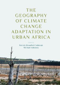 Cover The Geography of Climate Change Adaptation in Urban Africa