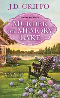 Cover Murder on Memory Lake