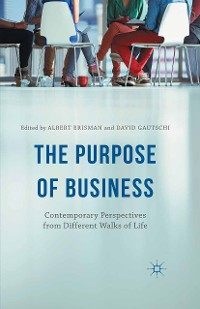 Cover The Purpose of Business