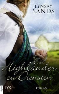 Cover Ein Highlander zu Diensten