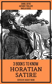 Cover 3 books to know Horatian Satire