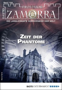 Cover Professor Zamorra 1184 - Horror-Serie