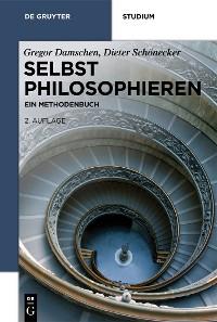 Cover Selbst philosophieren