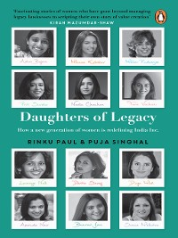 Cover Daughters of Legacy