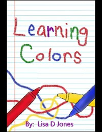 Cover Learning Colors