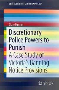 Cover Discretionary Police Powers to Punish