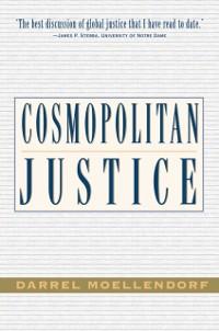 Cover Cosmopolitan Justice