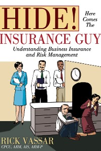Cover Hide! Here Comes the Insurance Guy