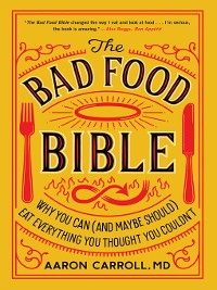 Cover The Bad Food Bible