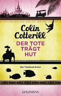 Cover Der Tote trägt Hut - Jimm Juree 1