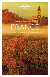 Cover Lonely Planet Best of France