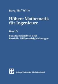 Cover Hohere Mathematik fur Ingenieure