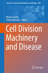Cover Cell Division Machinery and Disease