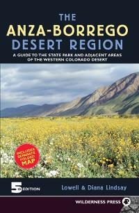 Cover Anza-Borrego Desert Region