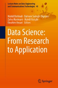Cover Data Science: From Research to Application