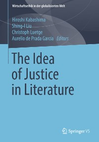 Cover The Idea of Justice in Literature