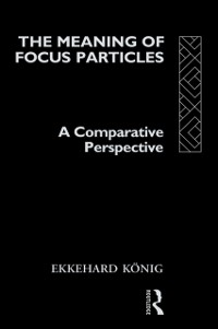 Cover Meaning of Focus Particles