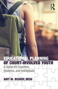 Cover Educational Planning of Court-Involved Youth