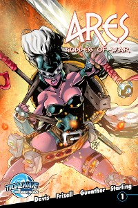 Cover Ares: Goddess of War #1