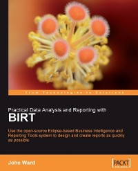 Cover Practical Data Analysis and Reporting with BIRT