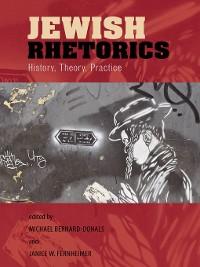 Cover Jewish Rhetorics