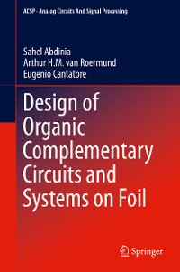 Cover Design of Organic Complementary Circuits and Systems on Foil