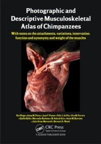 Cover Photographic and Descriptive Musculoskeletal Atlas of Chimpanzees