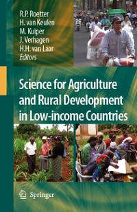 Cover Science for Agriculture and Rural Development in Low-income Countries