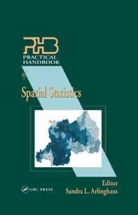 Cover Practical Handbook of Spatial Statistics